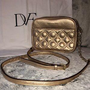 💯% Authentic Diane Von Furstenberg Mini Crossbody